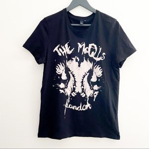 McQ | Skeleton Graphic T-Shirt